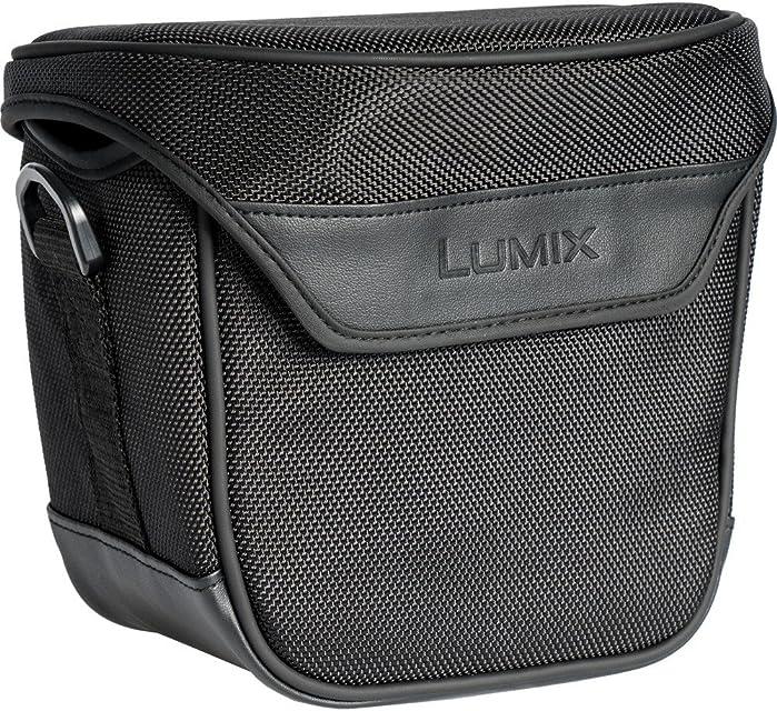 Panasonic DMW-PZS89 - Funda para Lumix FZ72/FZ82/FZ330 Color Negro