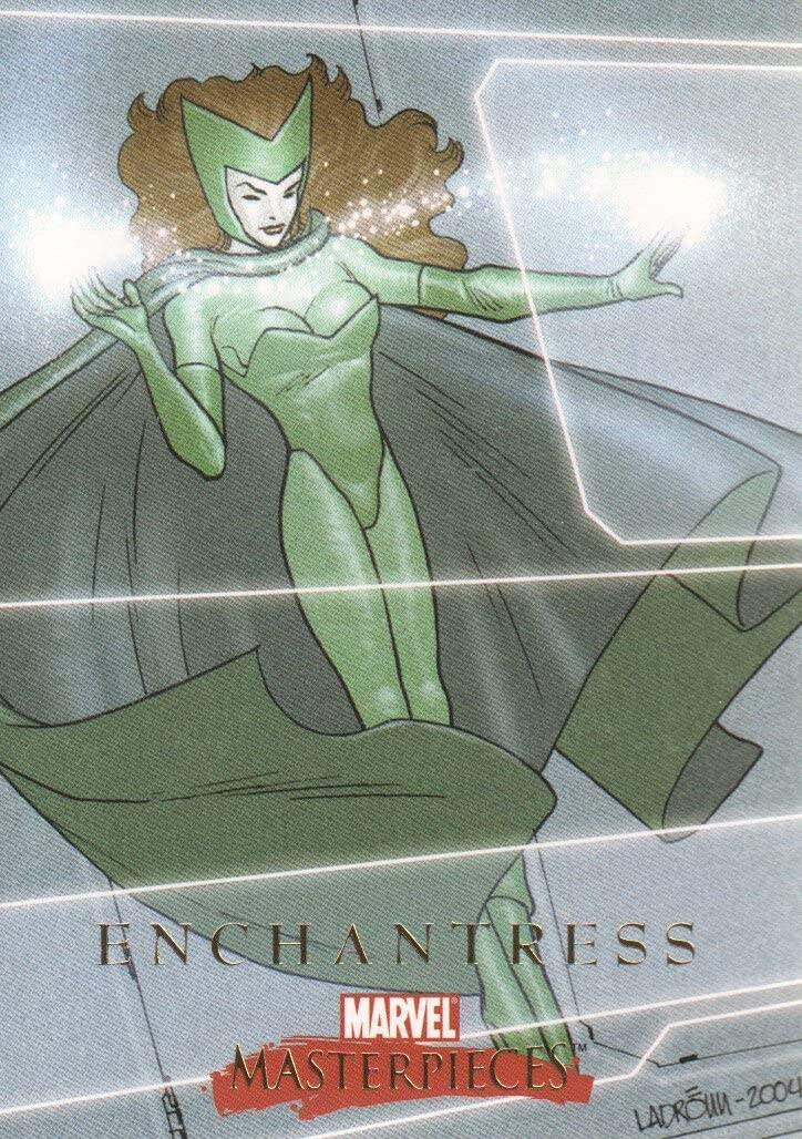 2008 Marvel Masterpieces 2 Marvel Heroines Inserts #MH7 She-Thing