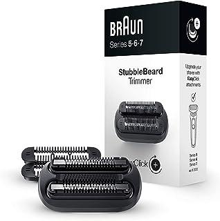 Braun EasyClick Stoppelbaardtrimmer Scheerkop Voor Series 5, 6 En 7 Elektrisch Scheerapparaat