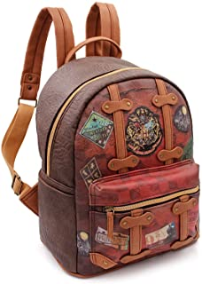 comprar comparacion Karactermania Harry Potter Railway - Mochila Fashion, Marrón, 32 cm
