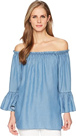 Karen Kane Convertible Off the Shoulder Top