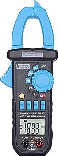 AideTek ACM03 Plus 4000 Counts Auto Range 400A-AC&DC Current Digital Clamp Meter