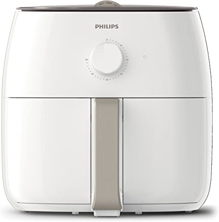 Philips Viva Collection 1.4 Kg Airfryer XXL - HD9630/21, White
