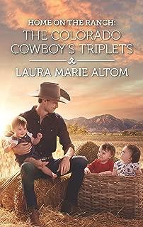 Home on the Ranch: The Colorado Cowboy's Triplets (Cowboy SEALs Book 8)