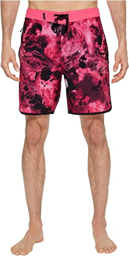 "Hurley Phantom Julian Snapper 18"" Boardshorts"