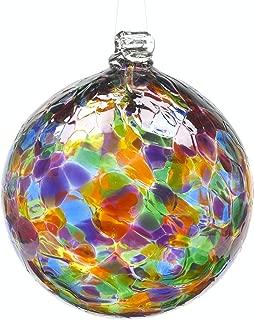 Kitras 3-Inch Calico Ball, Festive/Multi