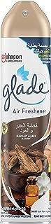 Glade Air Freshener Spray, Elegant Amber & Oud, 300 ml