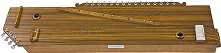 MAHARAJA Swarmandal + Tanpura - 2 in 1 - Tun Wood (PDI-AAJ)