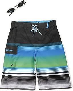 ZeroXposur Boys Rip Cord Swim Trunk Shorts