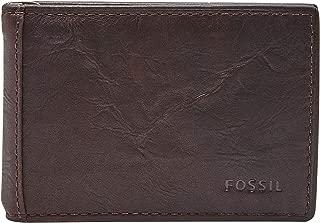 Men's Neel Leather Money Clip Bifold Wallet