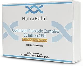 Best halal probiotic supplement Reviews