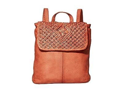 FRYE AND CO. Esme Backpack (Paprika) Backpack Bags