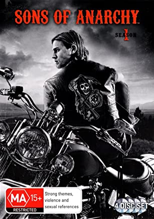SONS OF ANARCHY: SEAS 1 (4 DISC)