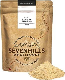 Sevenhills Wholefoods Baobab En Polvo Orgánico 500g