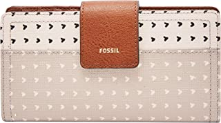 Fossil Logan White Women's Wallet (SL7827745)