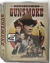 Gunsmoke: Seasons 8 & 9 DVD NEW - James Arness & Burt Reynolds - TV Series Complete 74 Episodes