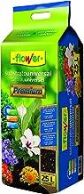 Flower Universal Premium Substrato, 25L, Marrón, 20x18x39 cm