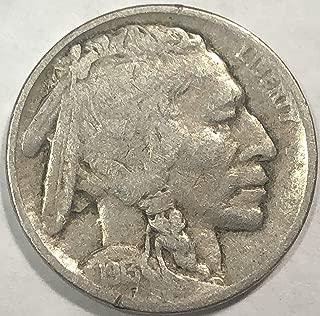 1913 P Buffalo ((Type II)) Nickel Seller Good