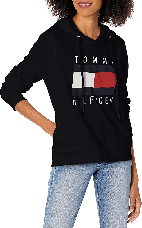 Tommy Hilfiger Women's Classic Logo Sweatshirt