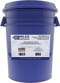 Stratus ISO 32 Anti Wear Hydraulic Fluid 5 Gallon Pail