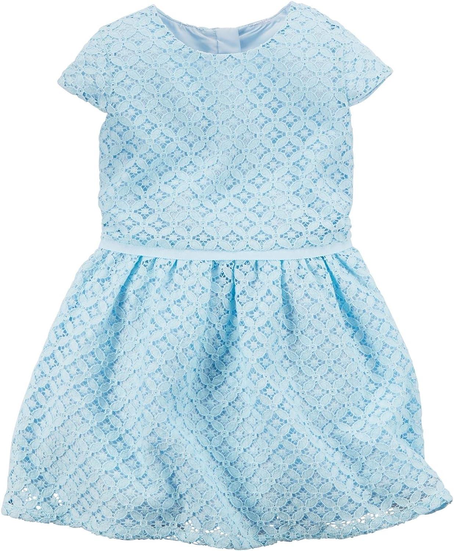 Carter's Girls' Lace Dress 251g059