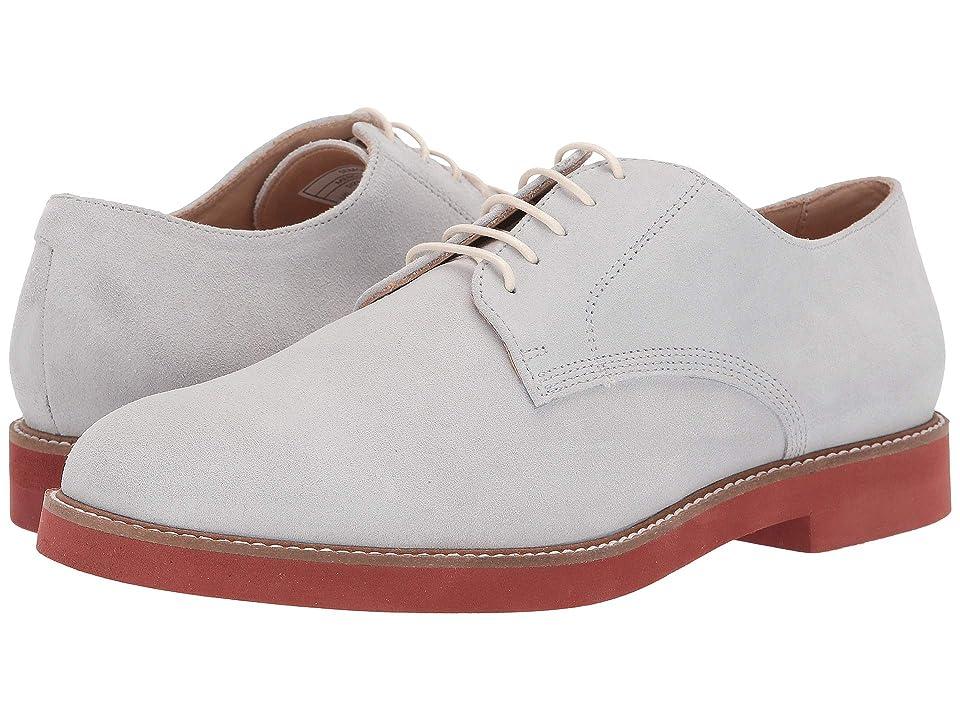 1920s Boardwalk Empire Shoes Sebago Harvard WhiteRed Mens Shoes $140.00 AT vintagedancer.com