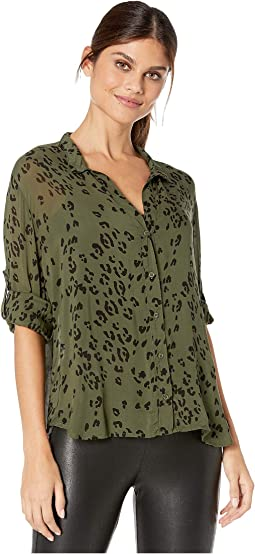Olive Leopard
