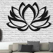 /Home Sweet Home/ /3D Mural Silhouette D/écoration Murale en m/étal Home Office D/écoration Chambre /à Coucher Salle de s/éjour D/écorati DEKADRON D/écoration Murale en m/étal/