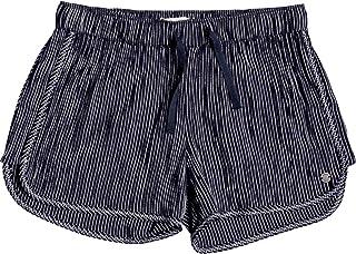 Roxy Girls' Big Sweet Bird Beach Shorts