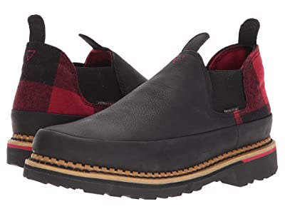 Georgia Boot Pendleton Romeo (Black/Plaid) Men