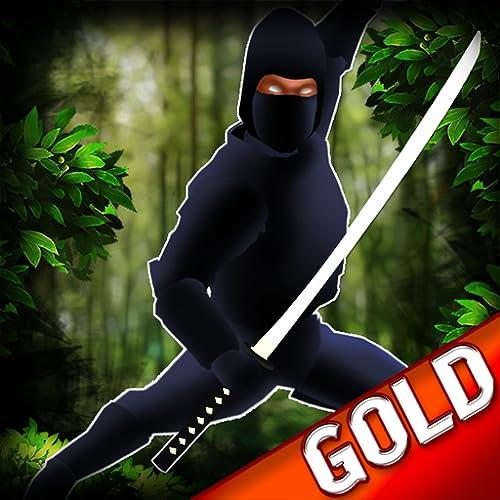 anão ninja salto samurai na floresta dos elfos furiosos - Edição de ouro