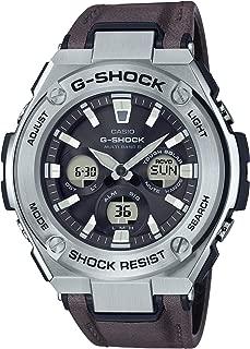 G-Shock GST-W330L-1AJF G-Steel - Reloj de Pulsera con Radio, Color Negro