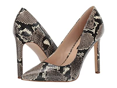 Nine West Tatiana Pump (Natural Multi) High Heels