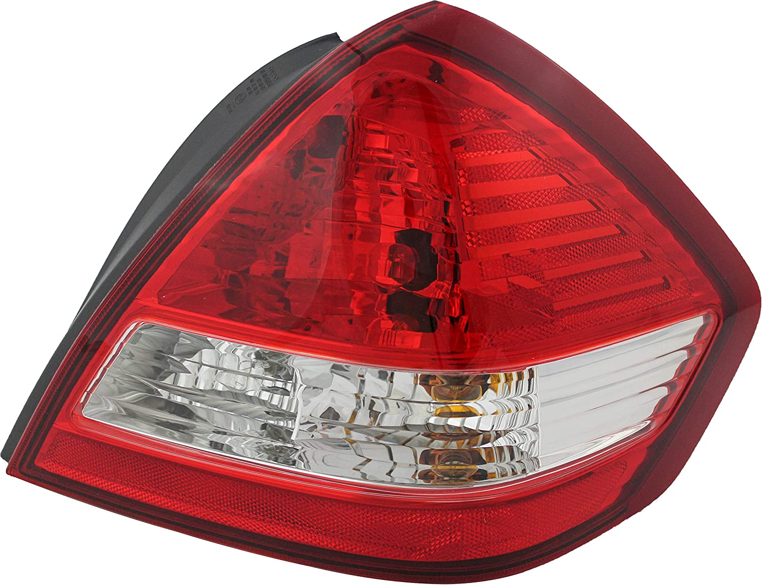 JP 大特価 Auto Outer Tail Light Compatible With Versa Nissan Sedan 2007 優先配送