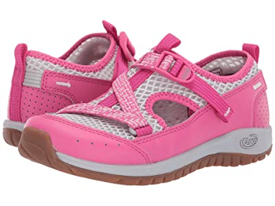 Chaco Kids Odyssey (Toddler/Little Kid/Big Kid) (Pink) Kids Shoes