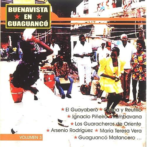 Buenavista en Guaguancó Volumen 3