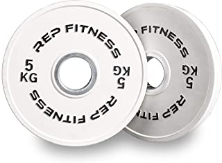 REP FITNESS Change Plates for Olympic Weightlifting - Perfect for PR, Powerlifting, and Incremental Weight Increases