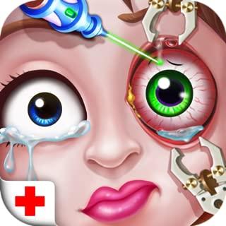 Eye Surgery Simulator