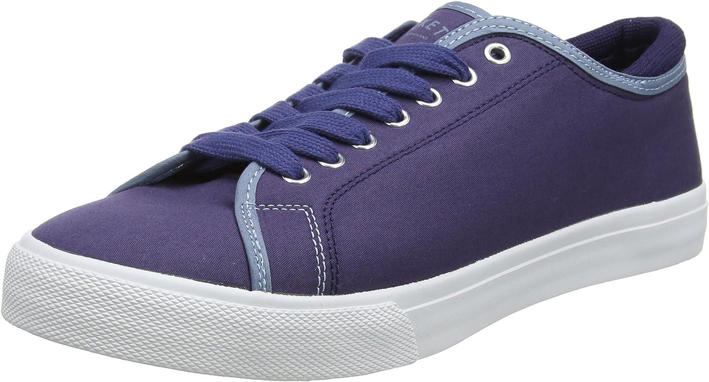 Hackett - Classical Plimsole Sport shoes color bluee