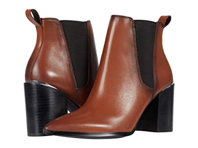 Steve Madden Knoxi Bootie (Cognac Leather) Women