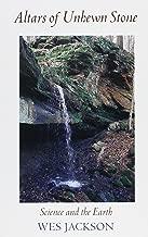 altars من unhewn الحجر: العلوم والجزء العلوي عبارة عن الأرض