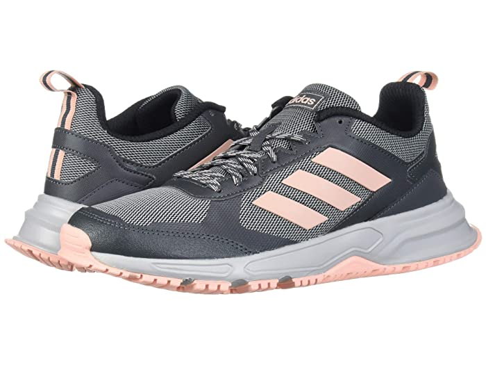 adidas Running  Rockadia Trail 3.0 (Grey Six/Glow Pink/Grey Two) Womens Running Shoes