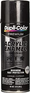 Dupli-Color EPAE11600 Black Spray Paint, 12. Fluid_Ounces