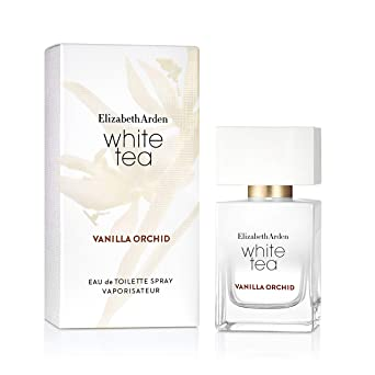 Elizabeth Arden White Tea Vanilla Orchid femmewoman Eau de