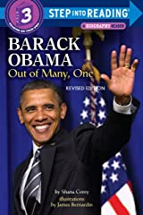 Barack Obama: Out of Many, One (Step into Reading) Kindle Edition