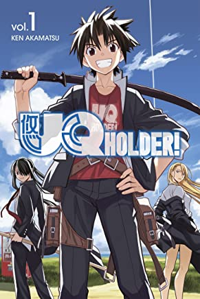 UQ Holder!, Volume 1