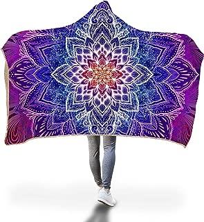 Electro Threads Spark of Joy Hooded Blanket