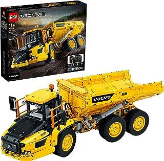 レゴ(LEGO) テクニック 6x6 ボルボ アーティキュレート ダンプトラック 42114