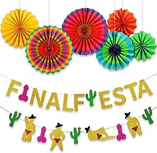 Best final fiesta decorations Reviews
