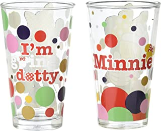 minnie mouse drinking glasses